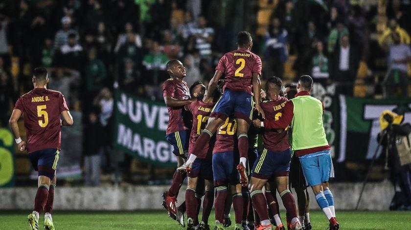 """Alverca """"quer promover"""" os que têm mais pontos em todo o Campeonato de Portugal"""