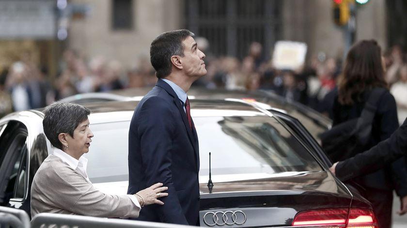 """Governante da Catalunha em Lisboa. """"Pedro Sánchez não soube nem quis resolver este problema"""""""