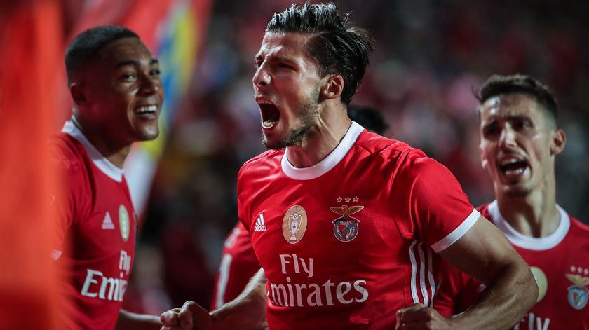 Rúben Dias eleito melhor defesa da I Liga