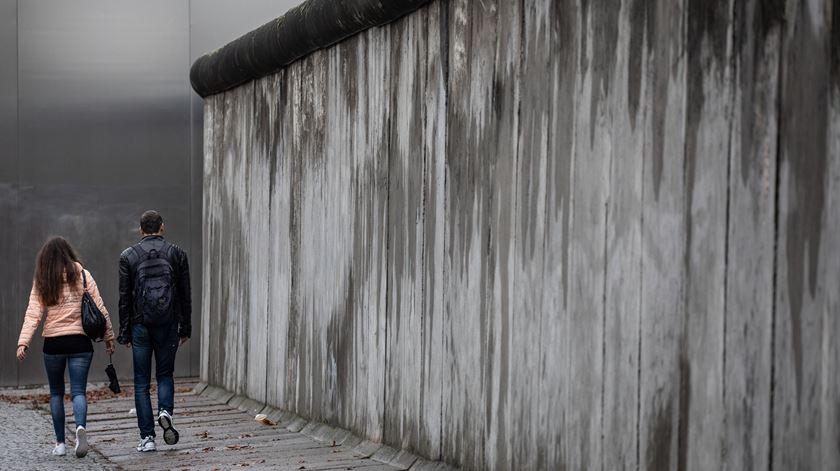 Novos muros na Alemanha