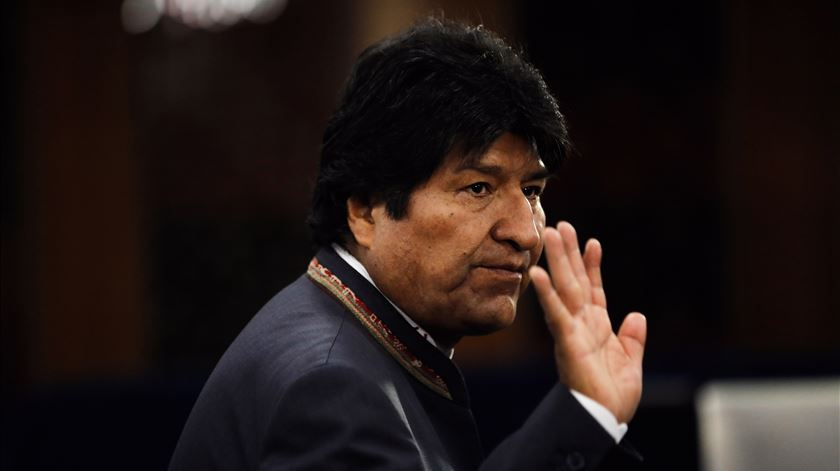 """Trump diz que saída de Evo Morales envia """"forte sinal aos regimes ilegítimos da Venezuela e de Nicarágua"""""""