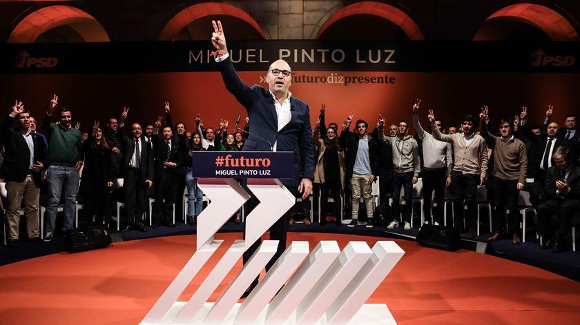 """PSD. Pinto Luz diz que Estado social """"já não serve"""" e propõe um novo contrato"""