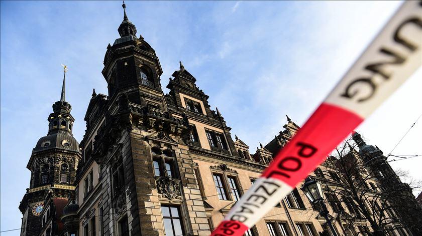 Alemanha. Assalto milionário a um dos museus mais antigos do mundo