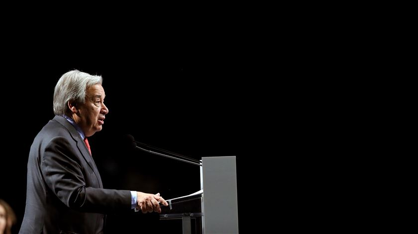 Conheça as seis propostas de António Guterres para salvar o planeta