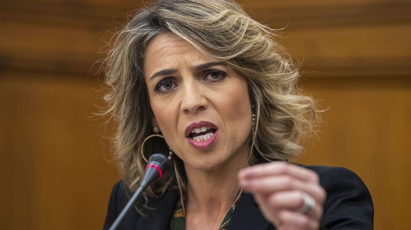 """Sandra Felgueiras afirma que """"era possível"""" programa sobre o lítio ter passado na data prevista"""