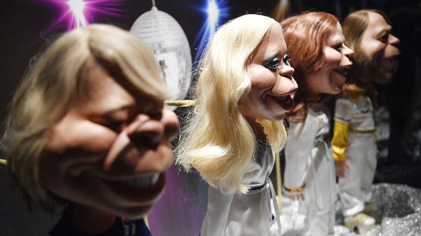 Fã dos ABBA? Veja aqui fotografias da maior exposição de sempre sobre a banda sueca