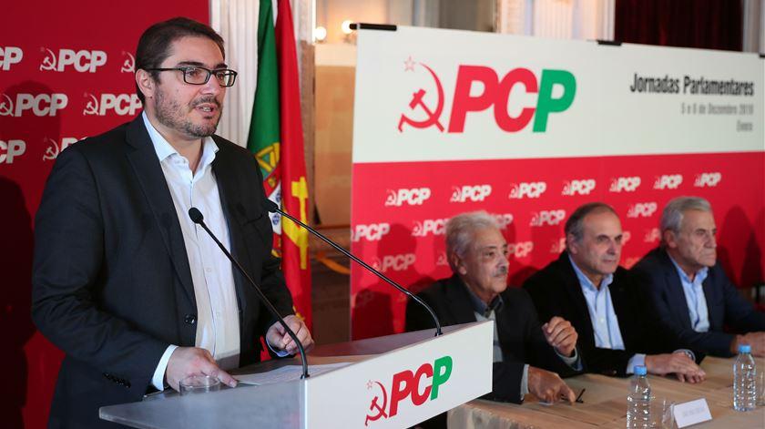 PCP vai abster-se na proposta do PSD de baixa do IVA da eletricidade