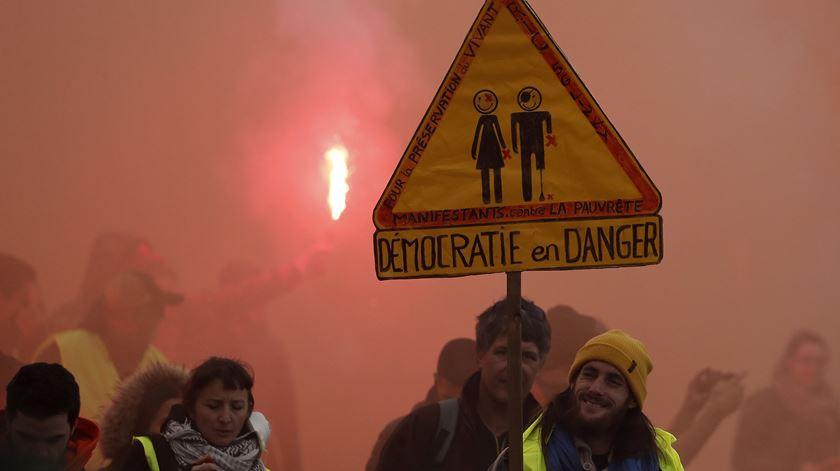França enfrenta greve geral contra reforma do sistema de pensões