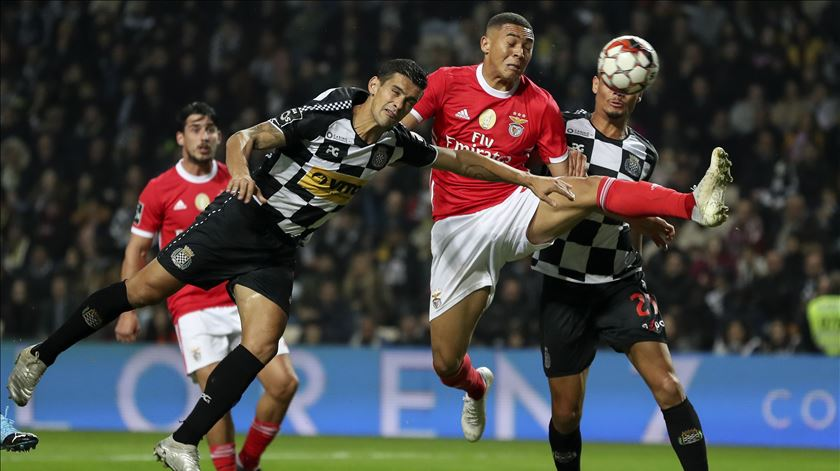 Em direto. Benfica-Boavista