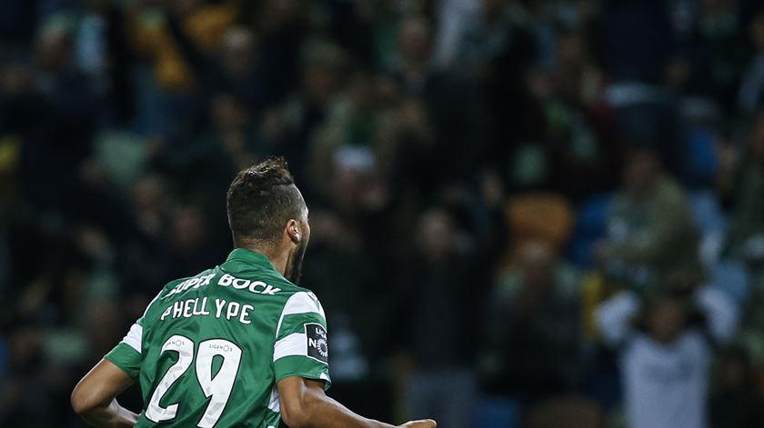Luiz Phellype corre para a pré-época