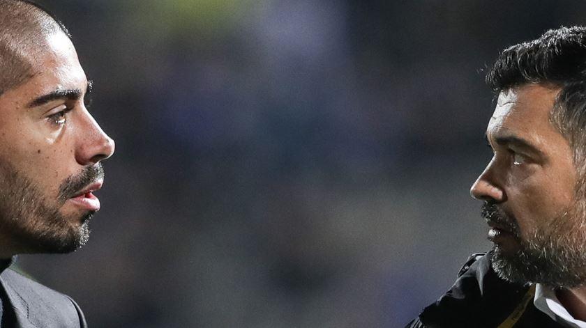FC Porto garante que Sérgio Conceição não foi identificado pela polícia