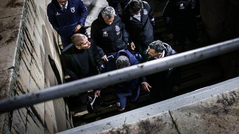 Sérgio Conceição pode enfrentar suspensão de nove meses, caso se confirme agressão