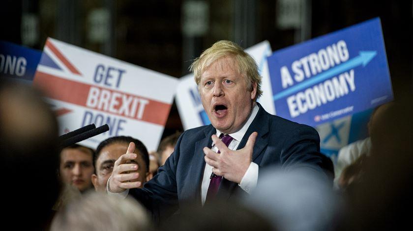 Uma saída britânica sem acordo