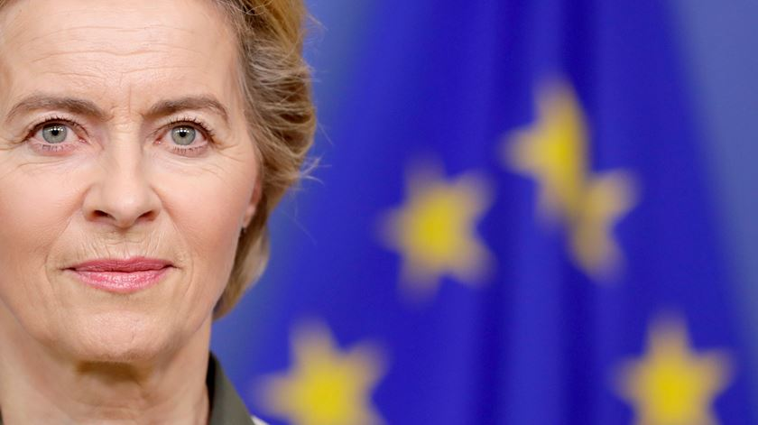 """Seis pilares do novo Acordo Verde, o """"momento homem na Lua da Europa"""""""