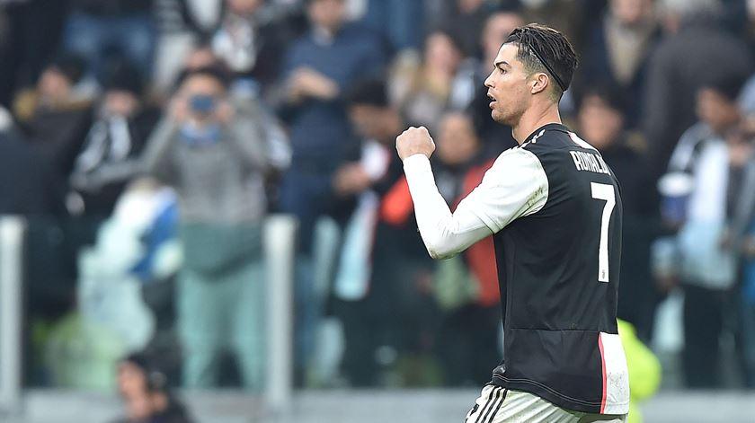 Ronaldo quer continuar a vencer na Champions