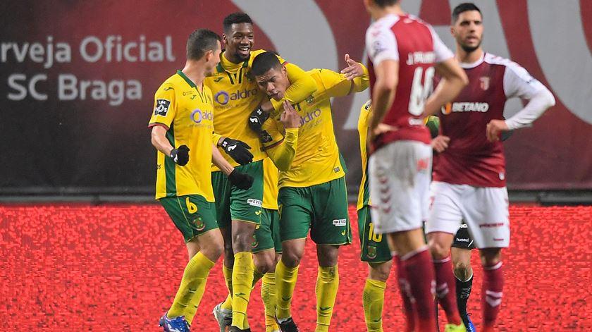 Paços ganha em Braga