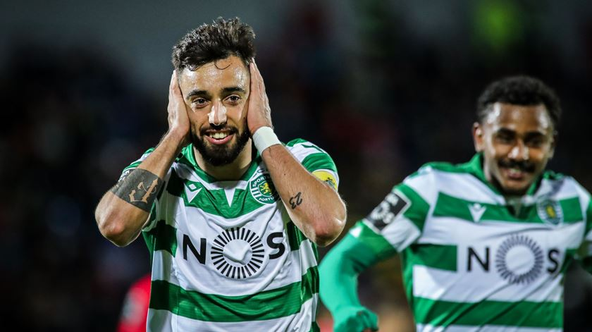 """Luís Filipe Menezes: """"Vender o Bruno Fernandes por um preço abaixo das pretensões era o melhor para todos"""""""