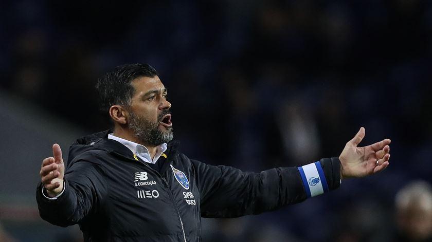 Conceição reconhece bom momento do Sporting, mas vai a Alvalade para ganhar