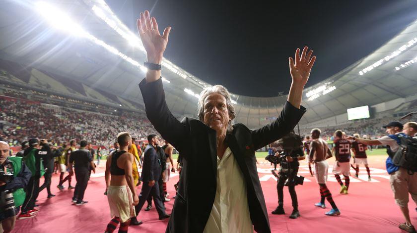 Continuidade de Jesus no Flamengo é boa notícia para treinadores brasileiros