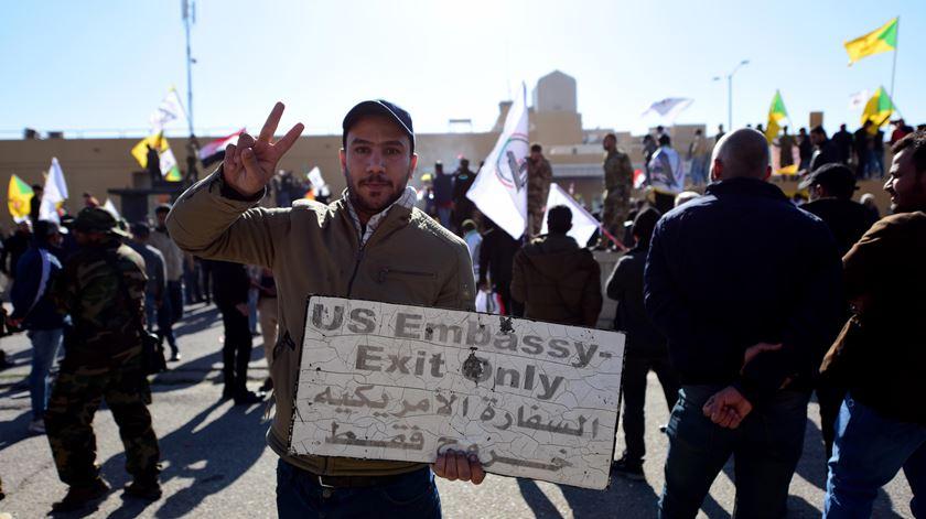 Morte de general Soleimani enterra qualquer hipótese de negociações entre Irão e EUA