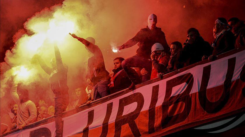 Benfica: Seis No Name Boys detidos em operação da PSP