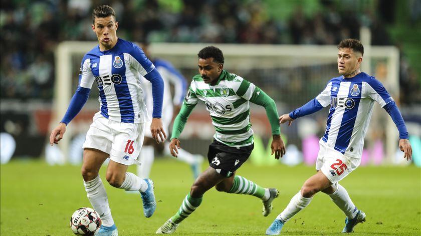 André Martins aposta na vitória do Sporting no clássico