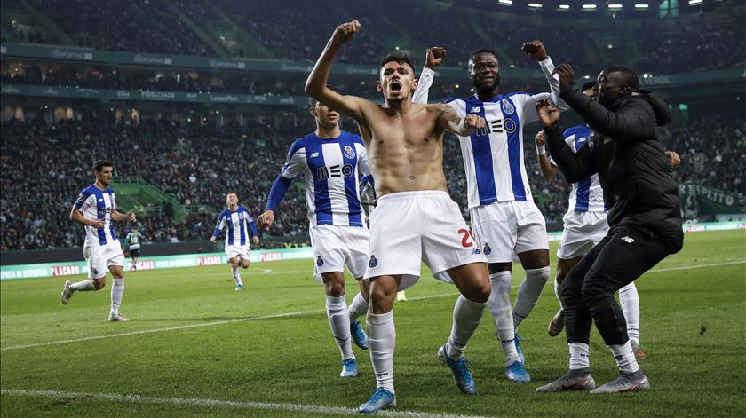 Sporting e Vitória de Guimarães poderiam ter sido os vencedores do fim-de-semana, diz Domingos Paciência