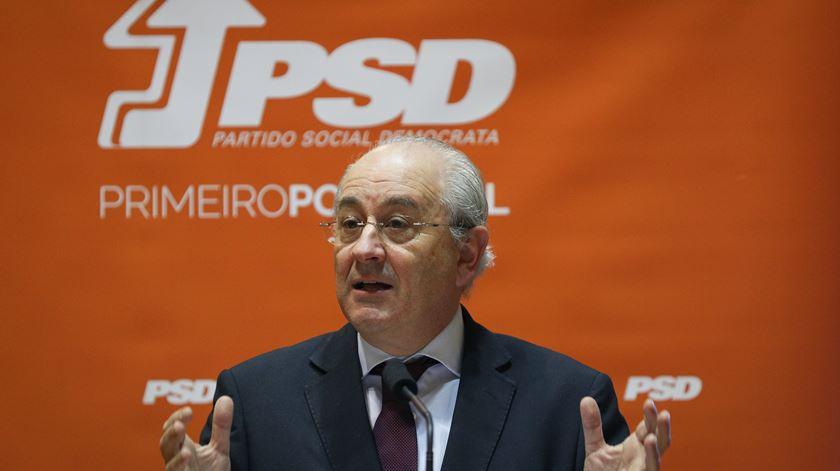 Resultado de imagem para Rui Rio: PSD vai votar contra o Orçamento do Estado para 2020