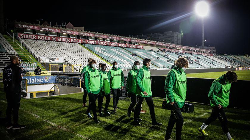 """Domingos Paciência: """"Sporting preocupou-se mais com o resultado  do que com a saúde dos jogadores do Vitória de Setúbal"""""""