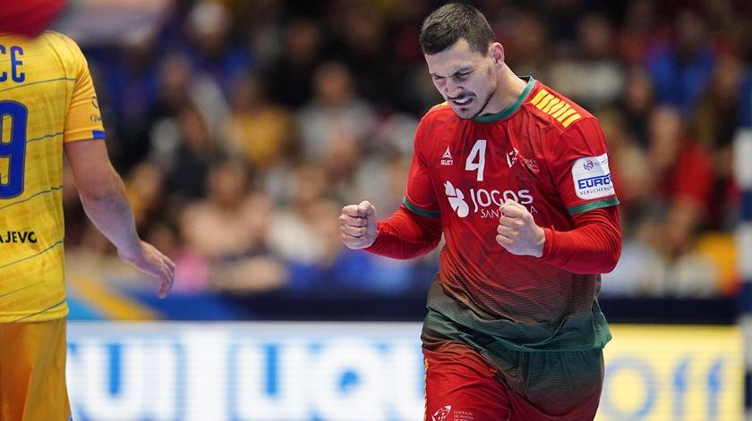 Andebol. Portugal derrota a Suécia