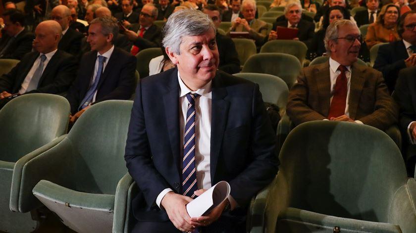 Centeno estava confiante na avaliação do Orçamento, mas Bruxelas deixou alertas