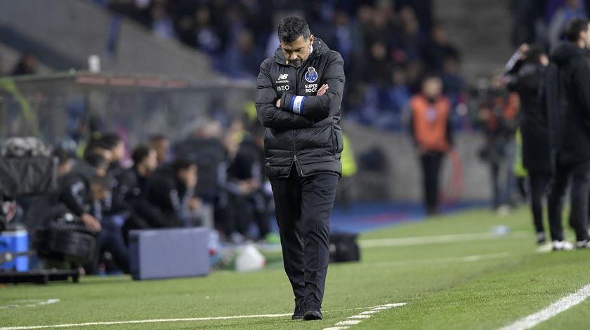 Sérgio assume que o Porto não pode tropeçar mais até ao final do campeonato