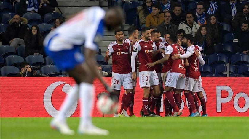 FC Porto tropeça nos penáltis e cai para longe da liderança