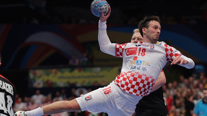Andebol. Croácia está nas meias-finais do Euro 2020