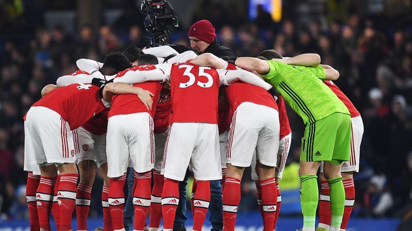 Arsenal vence Bournemouth e segue para oitavos da Taça de Inglaterra
