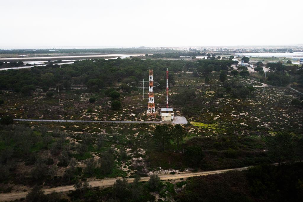 Terrenos do novo aeroporto do Montijo. Foto: Mário Cruz/Lusa
