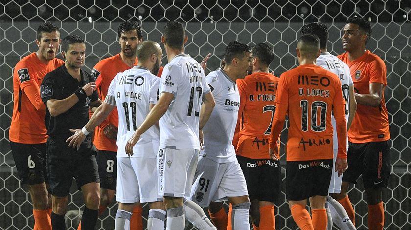 Rio Ave vence em Guimarães e espreita lugares europeus