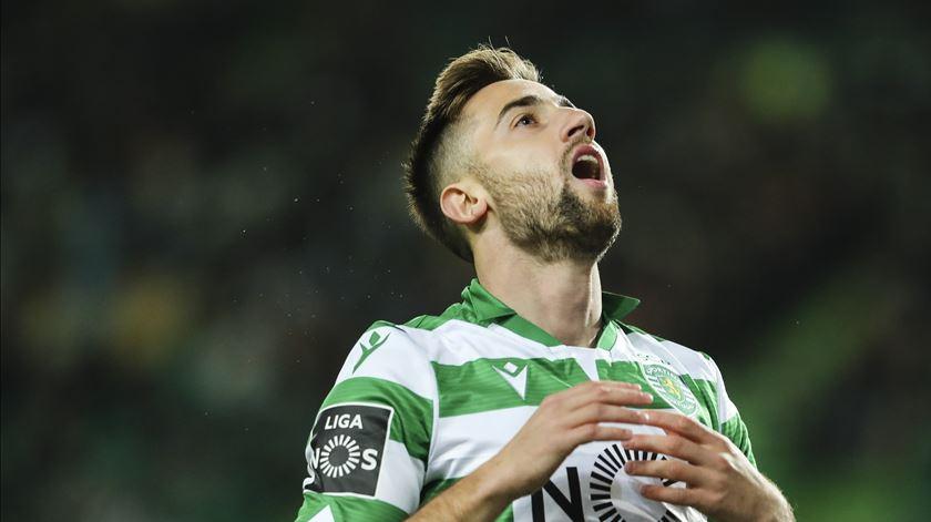 """Sporar admite uma """"estreia inesperada"""" pelo Sporting"""
