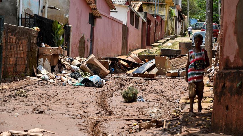 Mau tempo. Sobe para 52 o número de mortos em Minas Gerais