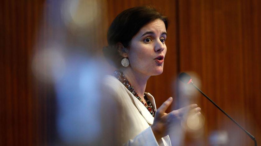Chumbada audição da ministra da Presidência sobre monitorização do discurso de ódio