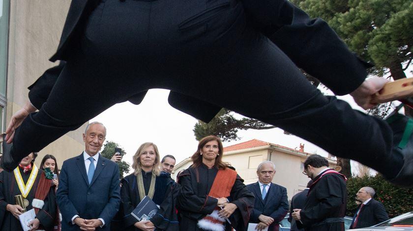"""OE 2020. """"Quem tem de garantir estabilidade são os partidos"""", diz Marcelo"""
