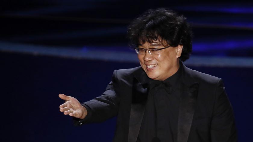 """Óscares 2020. """"Parasitas"""" foi o grande vencedor da noite, fazendo história em Hollywood"""