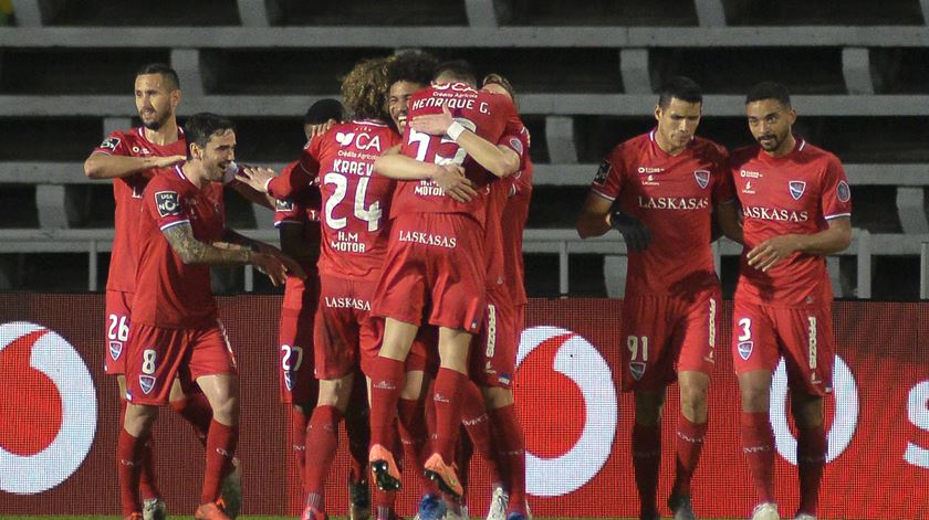 Gil Vicente – Benfica com lotação esgotada