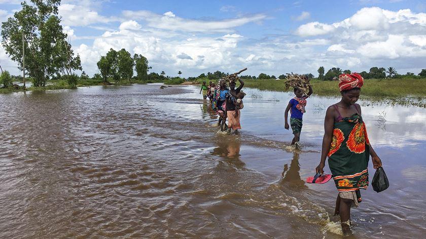 Um ano depois do Idai, novas cheias assustam moçambicanos