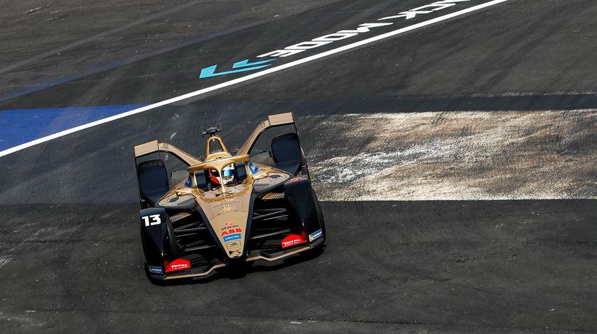 Fórmula E. Pódio para Félix da Costa no México