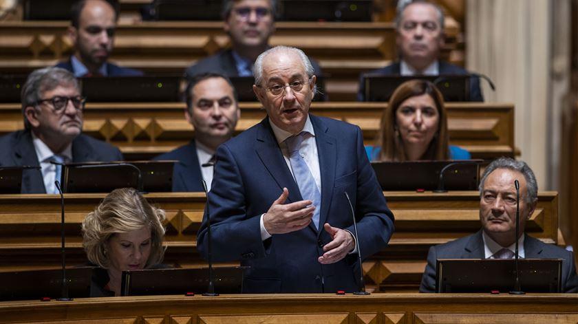 Rui Rio abandonou plenário porque deputados não cumpriram orientações