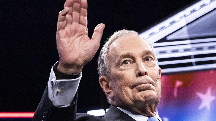 Michael Bloomberg desiste da corrida à Casa Branca e anuncia apoio a Joe Biden