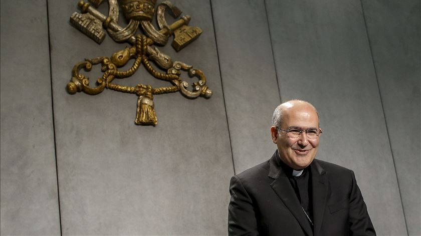Papa nomeia D. Tolentino Mendonça para o Conselho Pontifício da Cultura
