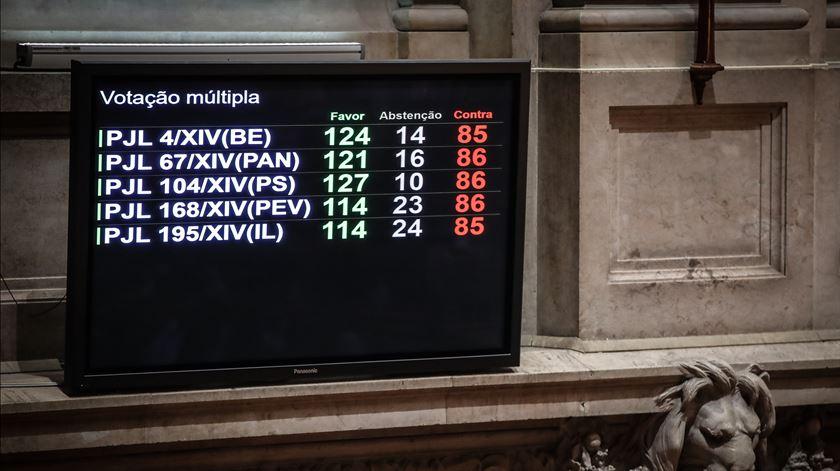 """Parlamento diz """"sim"""" à eutanásia"""