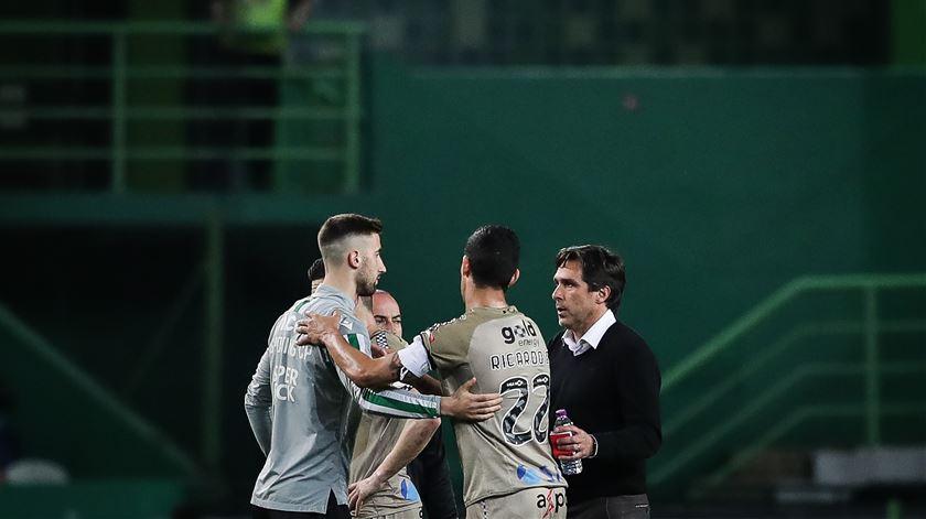 """""""Sei do que a casa gasta"""". Daniel Ramos não conta com intranquilidade do FC Porto"""